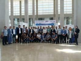 بازدید صنعتگران تبریزی از نمایشگاه AMB در شهرآفتاب