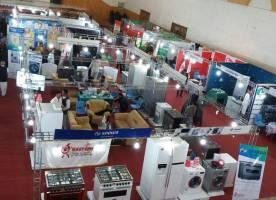 گشایش ۲ نمایشگاه تخصصی کالای ایرانی در مشهد