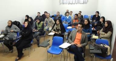 شروع کارگاه زبان برای کارکنان نمایشگاه بین المللی شهرآفتاب