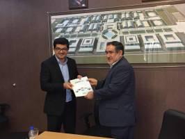 معرفی مدیر روابط عمومی جدید شهرآفتاب